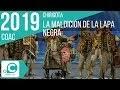 Todos los pases de La maldición de la lapa negra (Chirigota). COAC 2019 🎭🎭🎭🎭🎭🎭🎭🎭