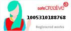 Safe Creative #1005310188768