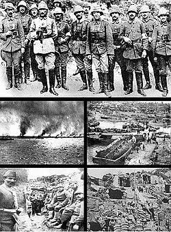The Battle of Gallipoli, February–April 1915