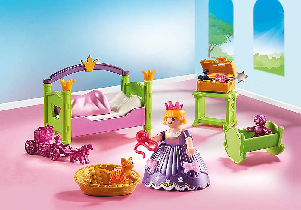 Playmobil Royal Children's Room