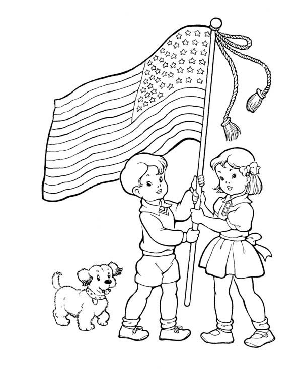 Memorial Day Coloring Pages - Best Coloring Pages For Kids