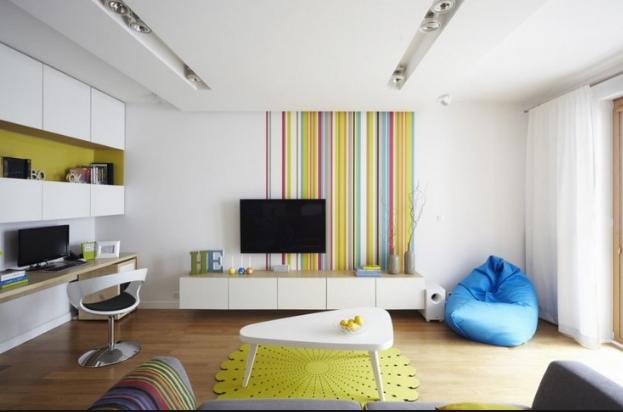 25 Dekorasi Ruang Keluarga Tanpa Sofa Lesehan 6 Desain Rumah