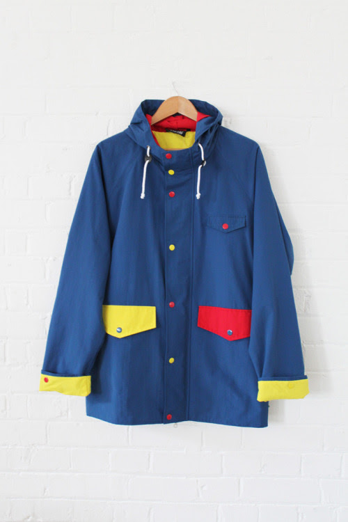 50% off this Anorak for one day only.