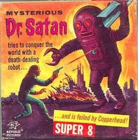 Mysterious Doctor Satan 5