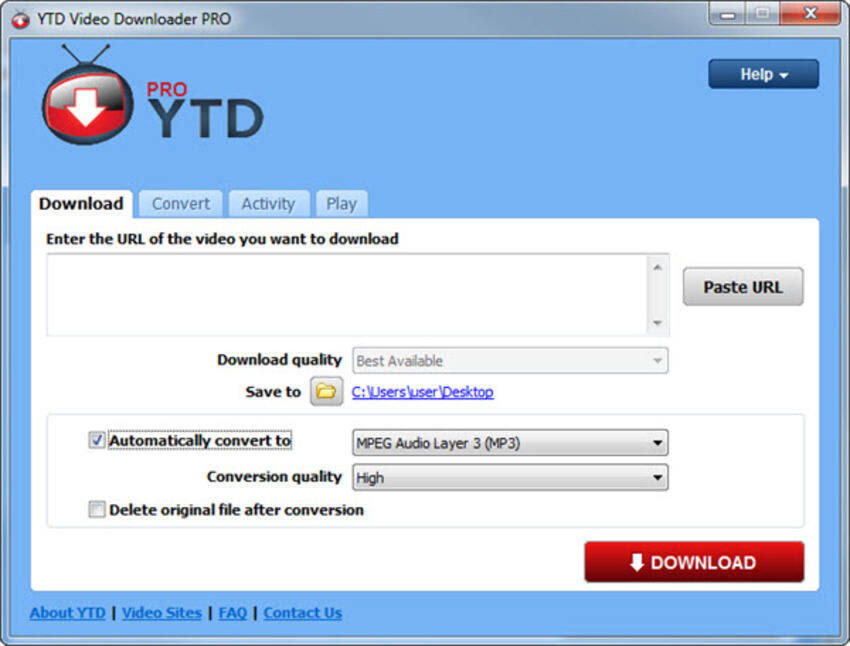 How to Convert YouTube to MP4 with Free YouTube to MP4 ...