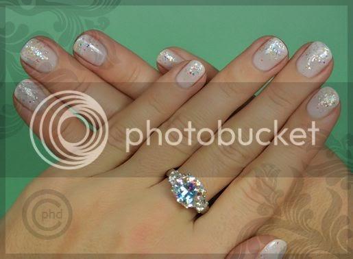 Polish Hoarder Disorder Phd La Splash Glitter Precious Crystallina