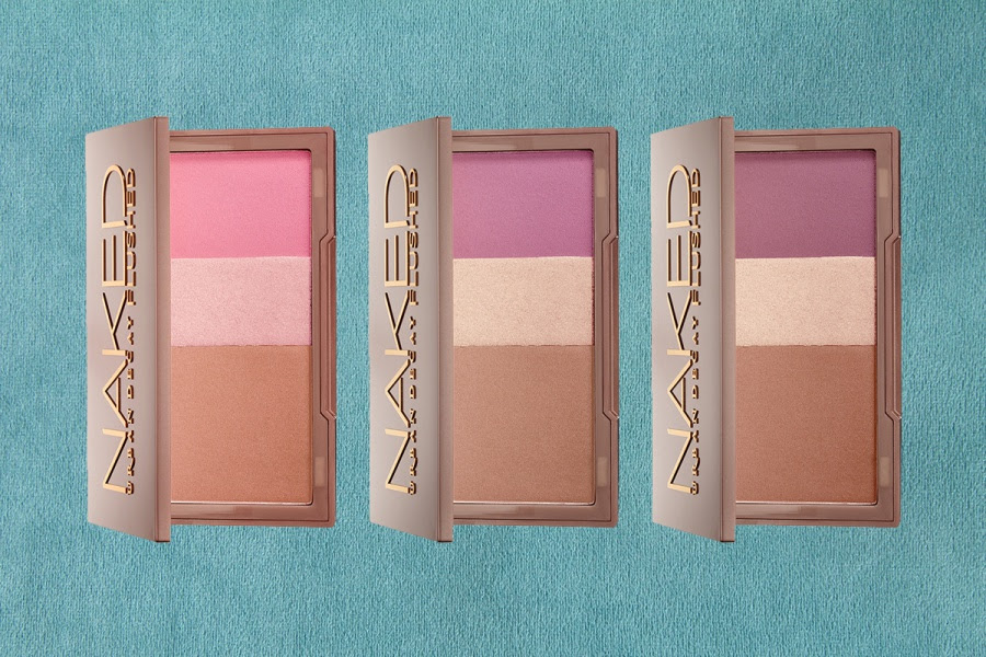 New Urban Decay Naked Flushed Shades