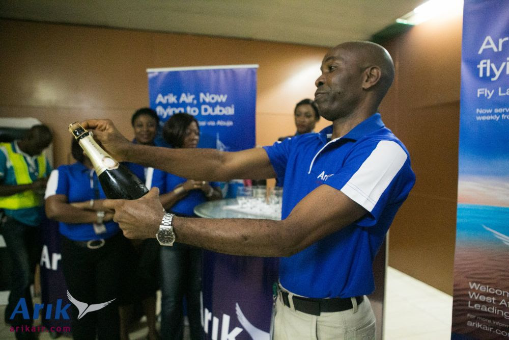 Arik Air launches Flight Services to UAE - BellaNaija - August2014098
