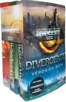 Trilogía Divergente (paquete de 3 títulos)