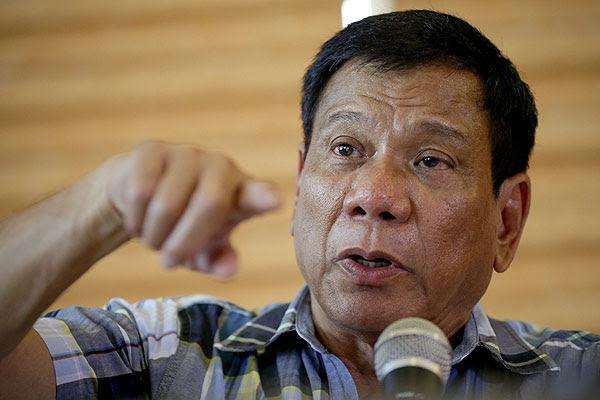Resultado de imagen para presidente filipinas 2016