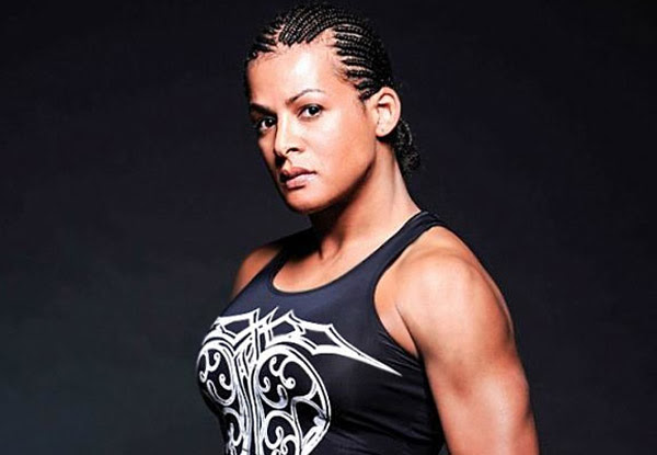 Transgender MMA fighter Fallon Fox (Photo: Championship Fighting Alliance)