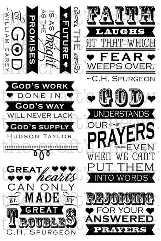 Chalkboard Faith