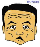 政治家の似顔絵