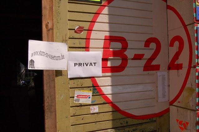 GRÜNER TAG in Projekt B-22 :)