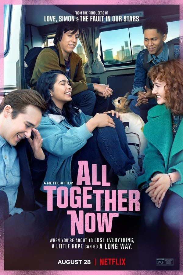 All Together Now (2020) 480p 720p 1080p Web-DL Dual Audio(Hindi+English) | Netflix Film
