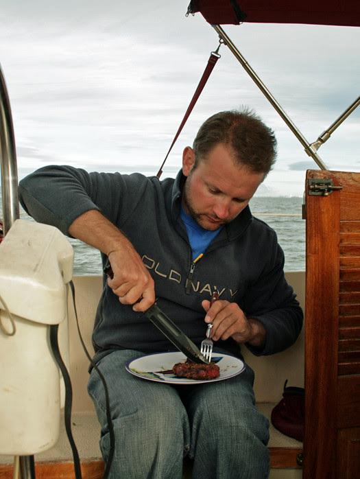 Steak at Anchor
