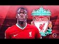 Welcome to Liverpool Ibrahima Konate