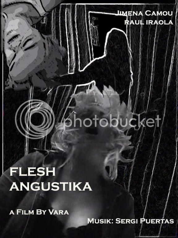 flesh angústika cover