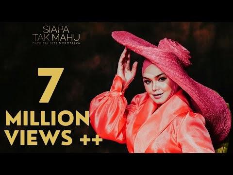 LIRIK LAGU DATO SRI SITI NURHALIZA | SIAPA TAK MAHU (Official Music Video)