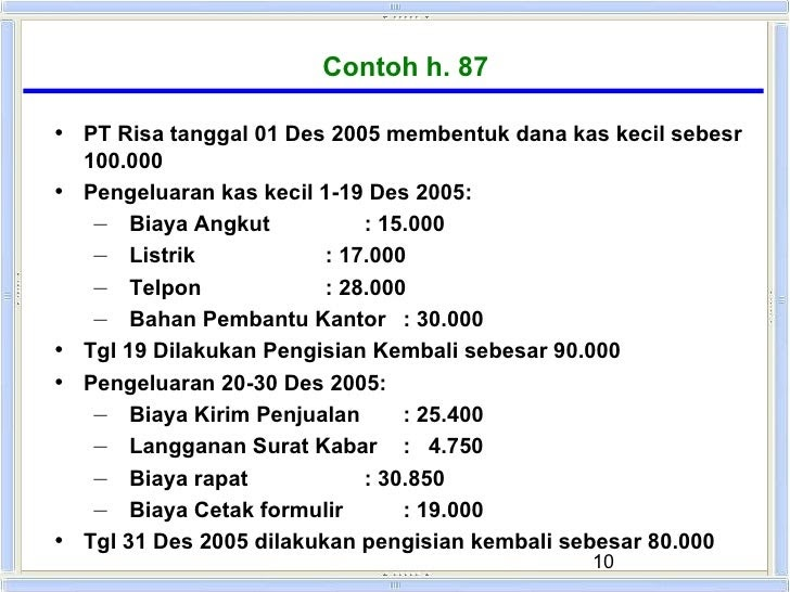 Contoh Soal Investasi Jangka Pendek Dalam Saham Dan ...