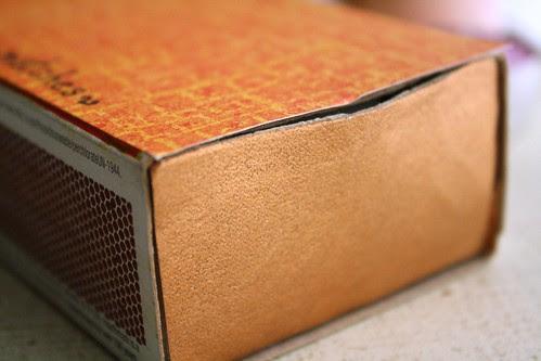 Prettified matchbox