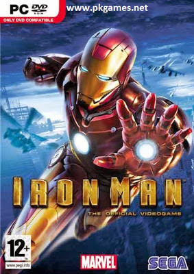 Iron Man Highly Compressed PC Game Download