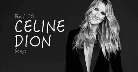 Celine Dion Songs Free MP3 Download  Top 10 Hits
