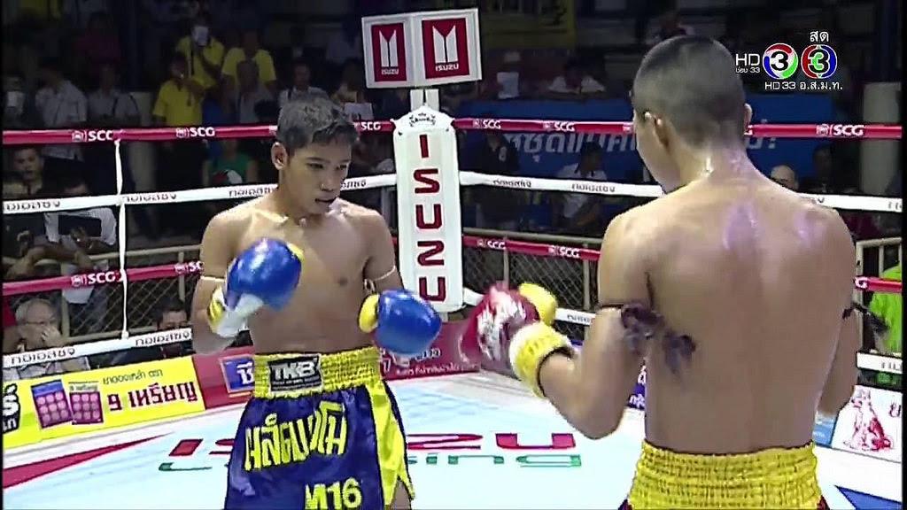 Liked on YouTube: ศึกจ้าวมวยไทย ช่อง 3 ล่าสุด 4/5 12 ธันวาคม 2558 ย้อนหลัง Muaythai HD youtu.be/EIyue0Jo9eU