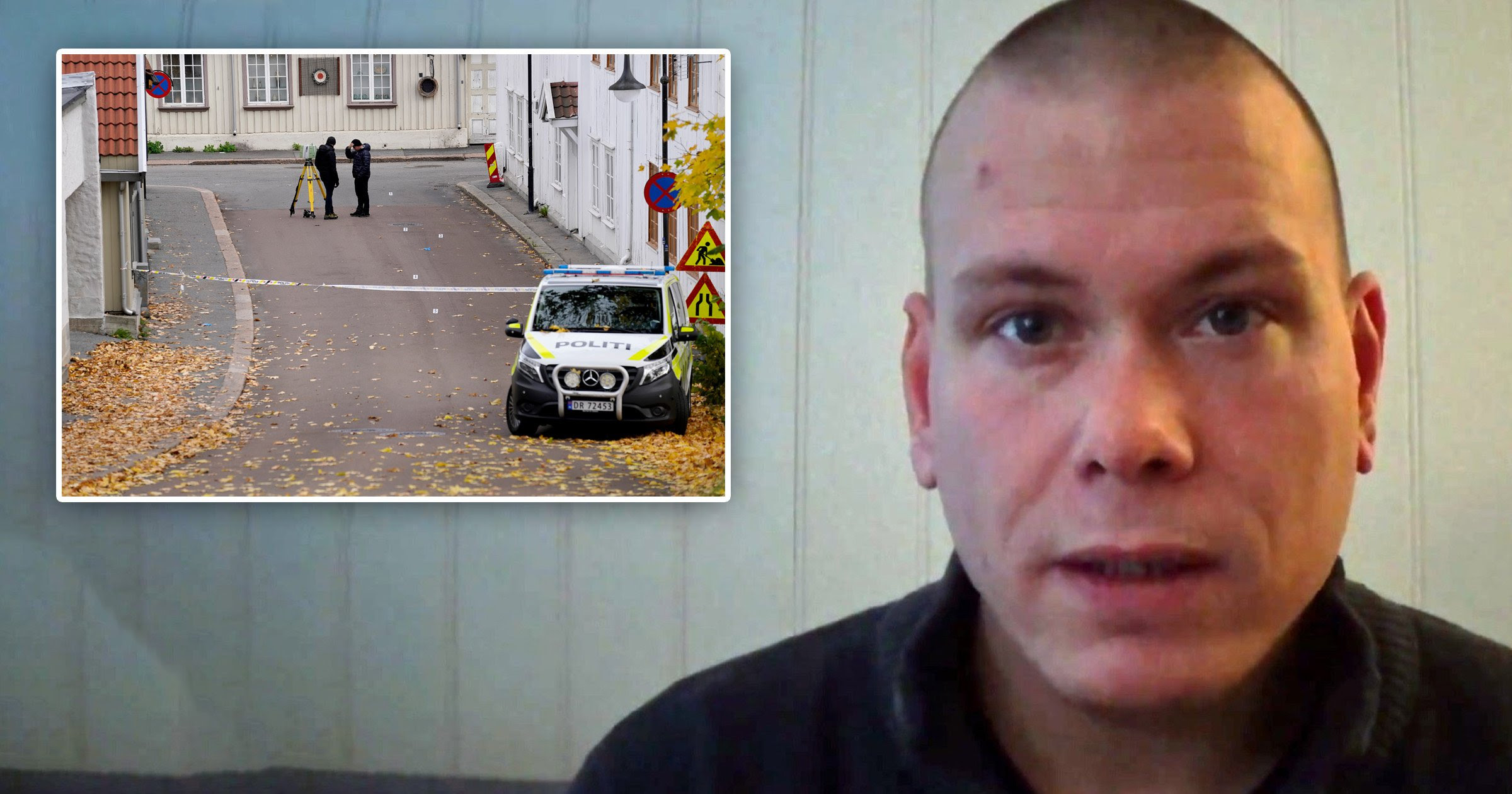 Norway: Suspect in bow and arrow killings pictured for first time