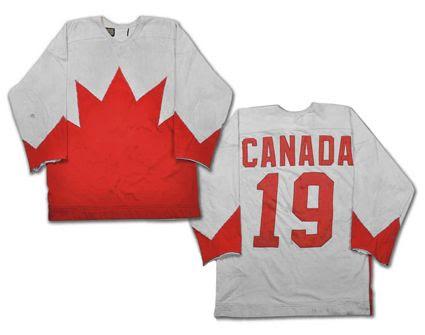 Canada 1972 Henderson jersey