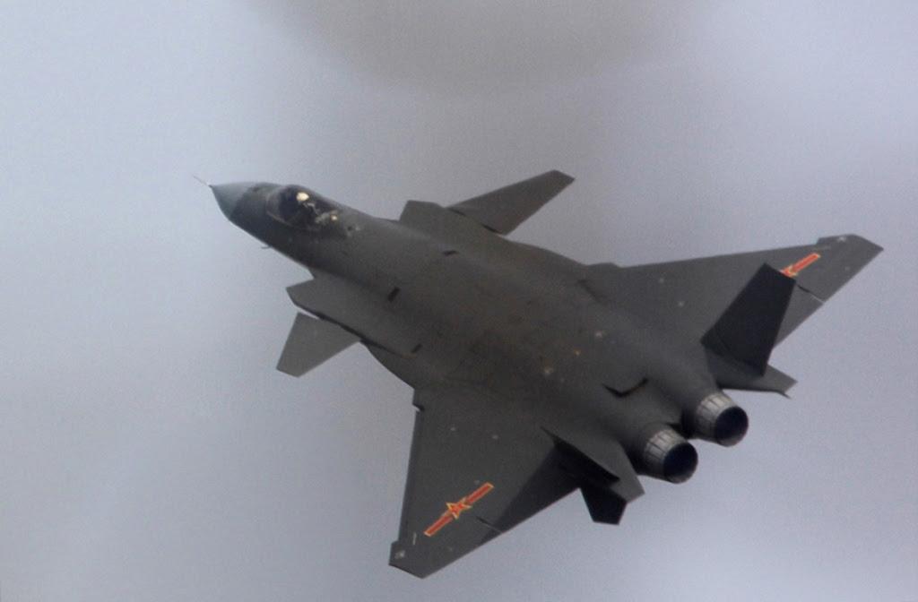 Bomber China J-20