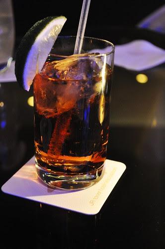 cola rum