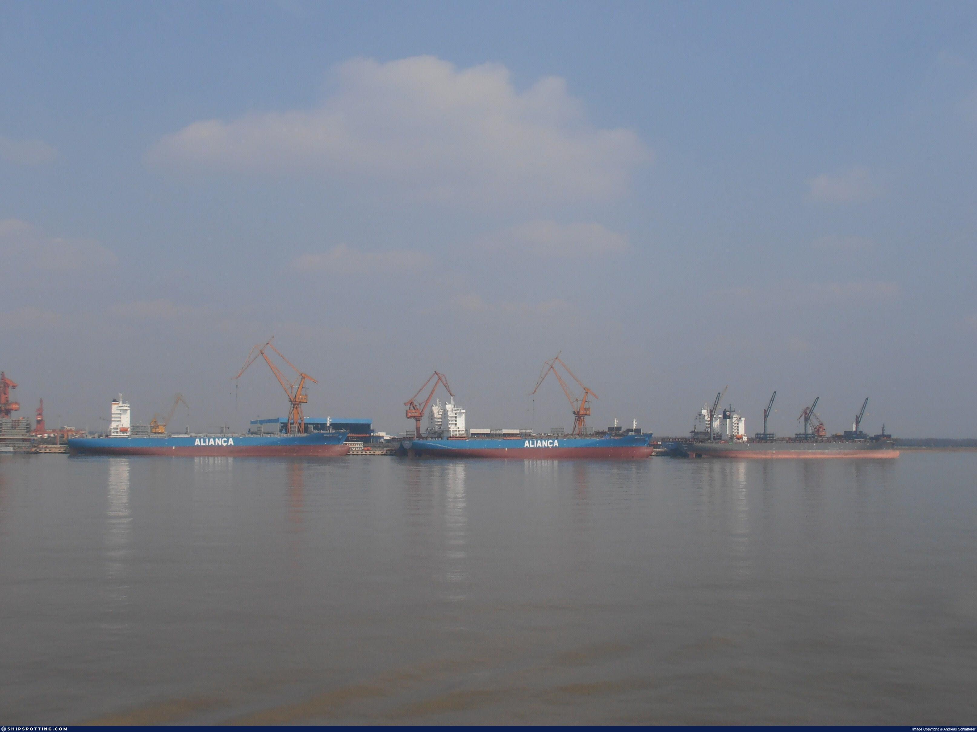 Navios da Aliança, classe SDARI 3800