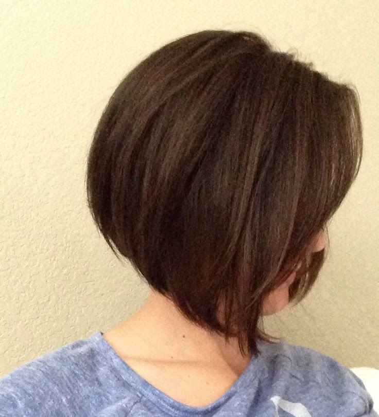 Trendy Aline Bob Hairstyles Easy Short Hair Cuts Popular Haircuts