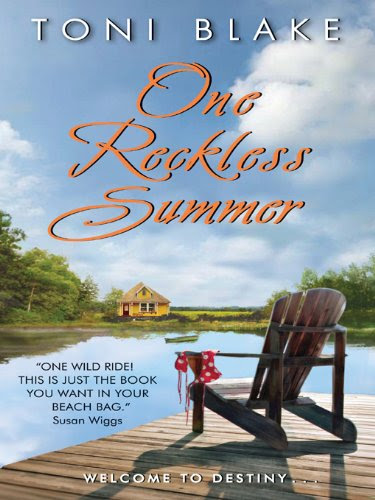 One Reckless Summer (Destiny) by Toni Blake