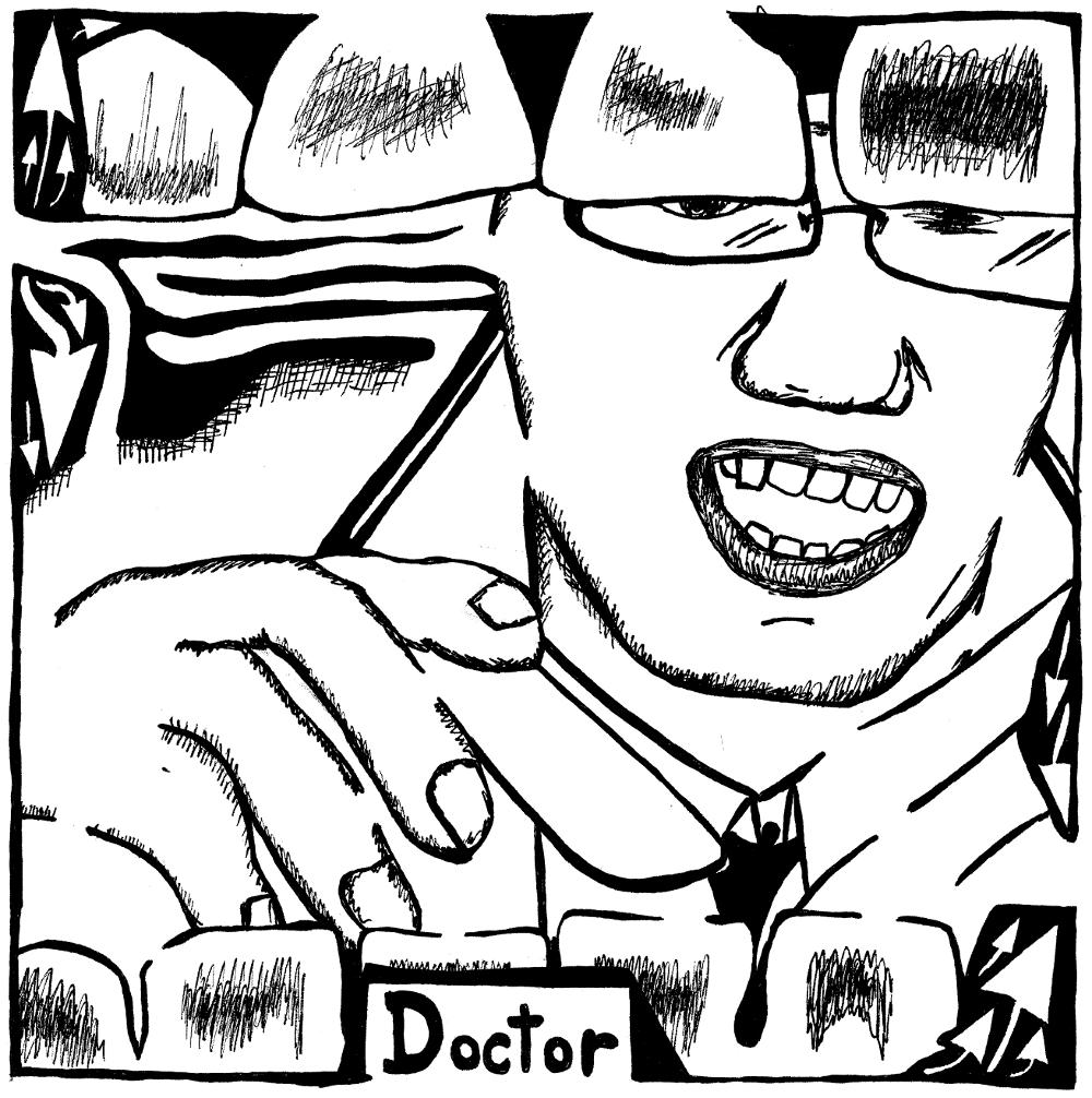 Doctor Maze Art