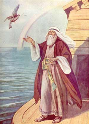 Image result for noah and his ark