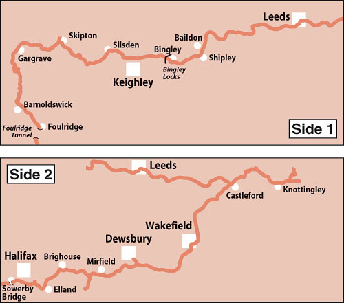 Detailed information on leeds & liverpool canal 130 mile race, provided by ahotu marathons with news, interviews, photos, videos, and reviews. Leeds & Liverpool Canal - Foulridge to Leeds; Aire ...
