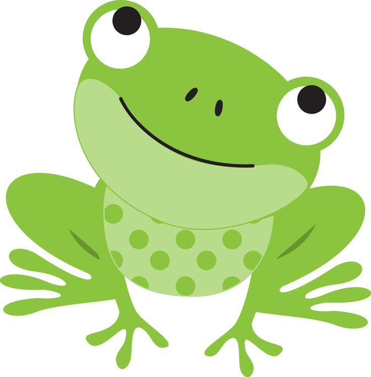 Cute Frog Clipart | Free download on ClipArtMag