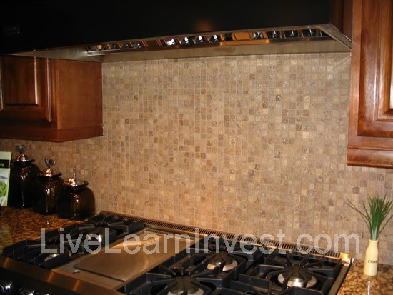 Mosaic tiles backsplash Kitchen backsplash ideas pictures 2010