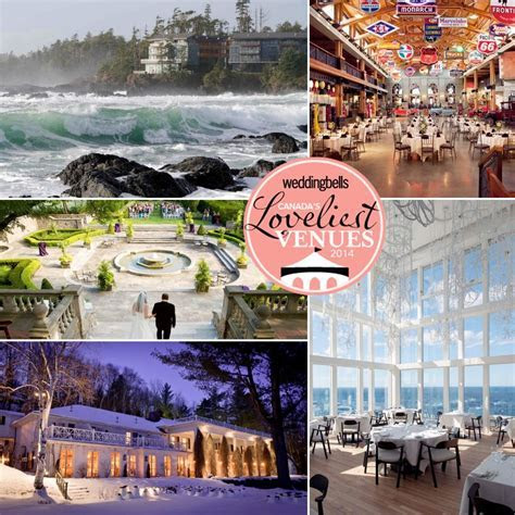 Canada's Loveliest Wedding Venues of 2014   Weddingbells
