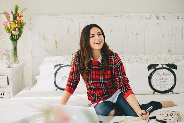 How Bethany Mota Went From Bullied Kid To YouTube Superstar #Refinery29