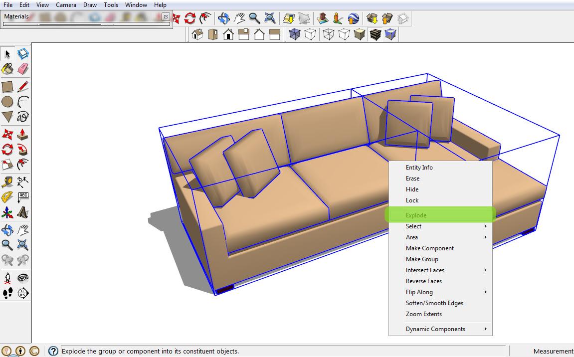 Langkah Langkah Membuat Desain Interior