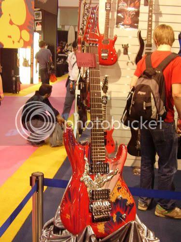 Joe Satriani guitar