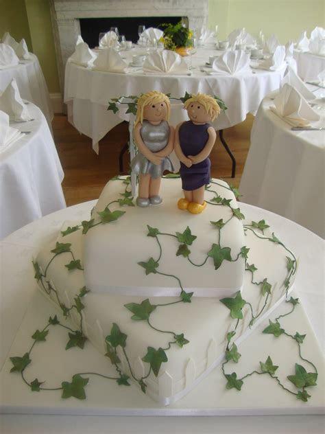 Ivy Wedding Cake   Wedding Cakes   Wedding Cakes   Cakeology