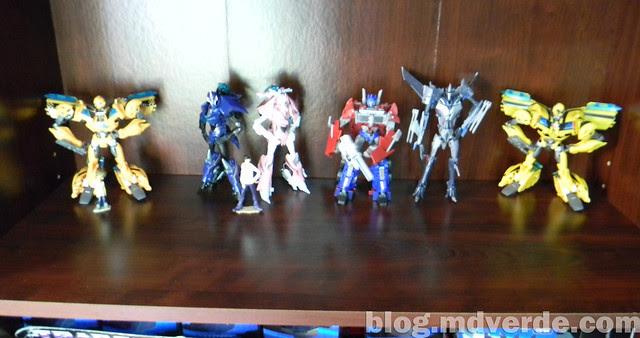 Mi colección de Transformers (05-Abr-2012) - Transformers Prime