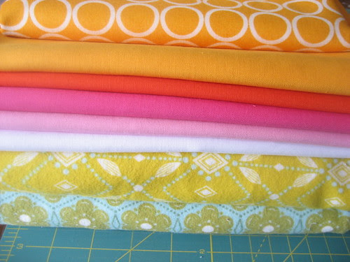 new fabric stack