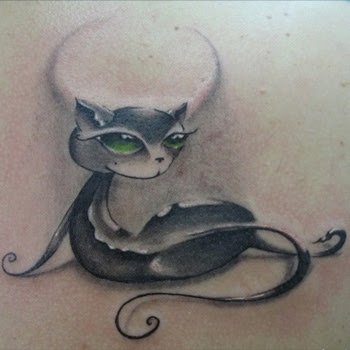 Cat Tattoo Meanings Itattoodesignscom