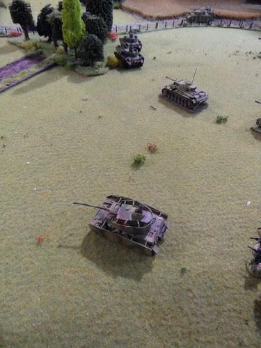 Panzers veer away from ditch.JPG