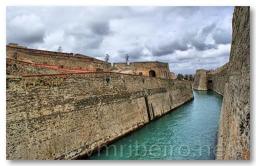 Muralhas reais de Ceuta by VRfoto